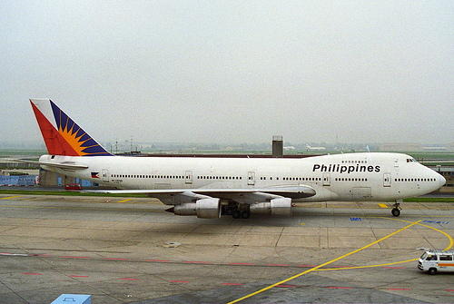 photo credit: Air Philippines Boeing 747-212B; RP-C5745@FRA;11.10.1995 via photopin (license)