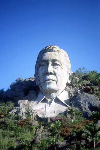 photo credit: angust Marcos Bust Baguio via photopin (license)